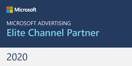 Smarketer ist Microsoft Advertising Elite Channel Partner