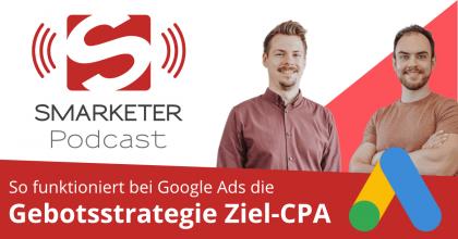 Ziel-CPA in Google Ads (AdWords)