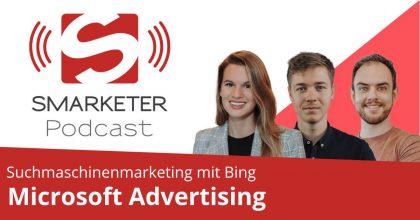 Microsoft Advertising – Suchmaschinenmarketing mit Bing Ads