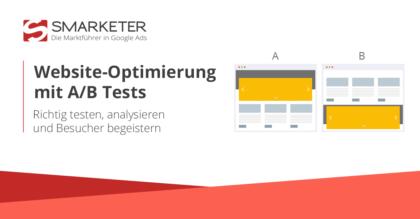 Website Optimierung mit A/B-Tests – der Podcast