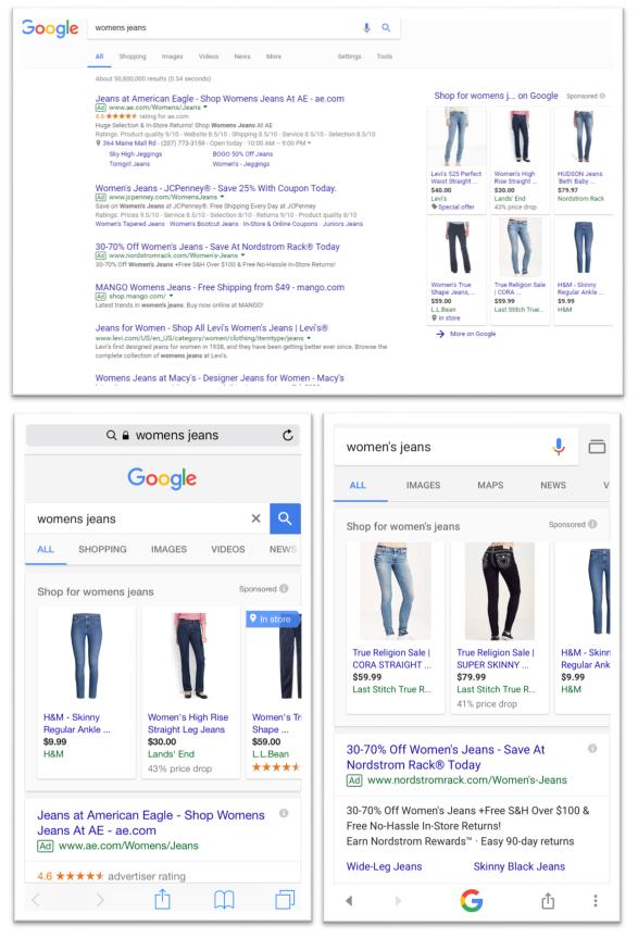 Die Gestaltung der Google Anzeigen Label   Smarketer